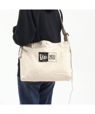 【正規取扱店】ニューエラ ショルダーバッグ NEW ERAバッグ ショルダー キャンバス CANVAS SHOULDER BAG