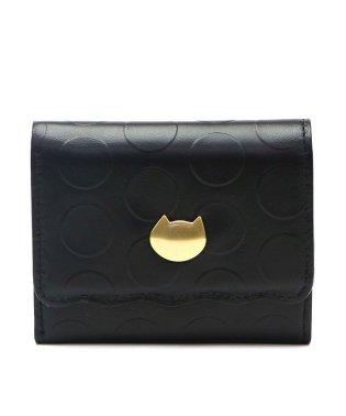 ツモリチサト 財布 tsumori chisato carry 三つ折り財布 ラウンドヘム ミニ財布 レザー 57267