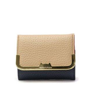 ツモリチサト 三つ折り財布 tsumori chisato CARRY シュリンクコンビ 財布 ミニ財布 57657