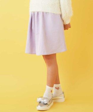 [140-150]ポケット付きフレアスカート