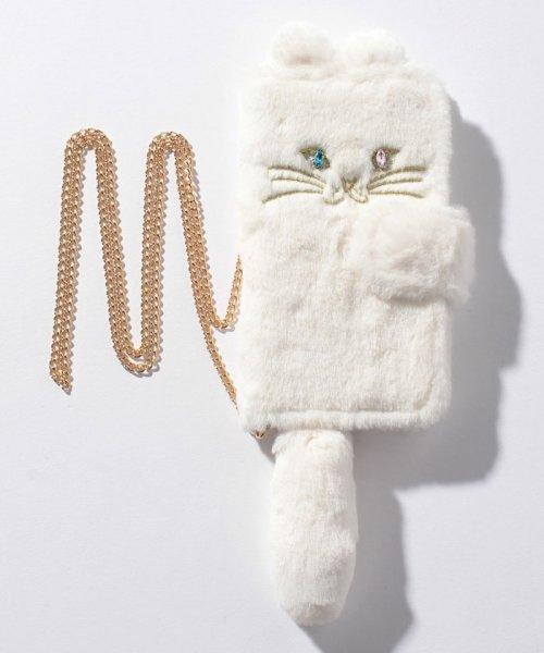 344c672353 セール】ねこiPhoneケース イング(INGNI)のスマホケース通販 d fashion ...