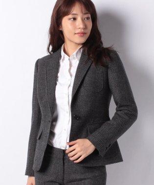 WEB限定【OEPP】【セットアップ対応商品】グレンチェックジャケット