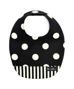 スタイ 丸型タイプ polkadotlarge(twill・black)