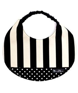 スタイ 首ひもタイプ widestripe(twill・black)