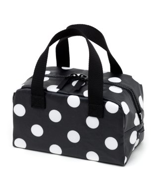 保温・保冷バッグ polkadotlarge(broadcloth・black)
