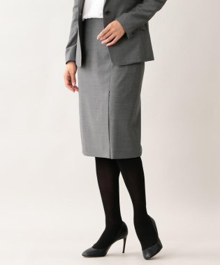 【美Skirt】ファインウールタイトスカート
