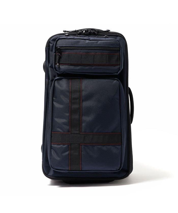 (innovator/イノベーター)【正規品2年保証】イノベーター スーツケース innovator キャリーケース ソフトキャリー 2輪 56L INV4W/ユニセックス ネイビー