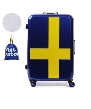 【正規品2年保証】イノベーター スーツケース innovator キャリーケース フレーム 60L Mサイズ 3泊 4泊 5泊 旅行 INV58T