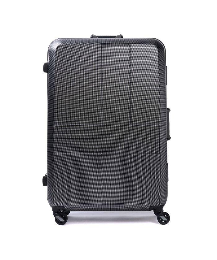 (innovator/イノベーター)イノベーター スーツケース innovator キャリーケース 旅行 INV68(90L 7〜10泊程度 Lサイズ)/メンズ ブラック系1