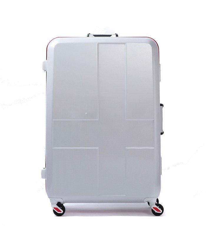 (innovator/イノベーター)イノベーター スーツケース innovator キャリーケース 旅行 INV68(90L 7〜10泊程度 Lサイズ)/メンズ ホワイト