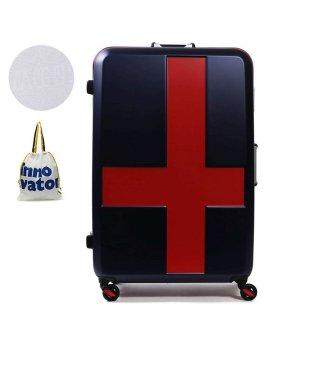 イノベーター スーツケース innovator キャリーケース フレーム 軽量 旅行 INV68T(90L 7~10日 Lサイズ)