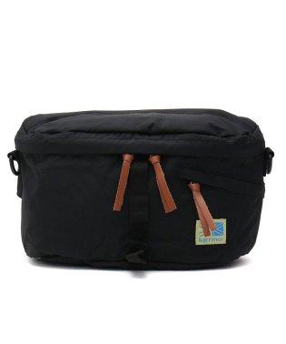 カリマー karrimor ウエストバッグ ボディバッグ ウエストポーチ 2WAY VT hip bag CL ナイロン 693