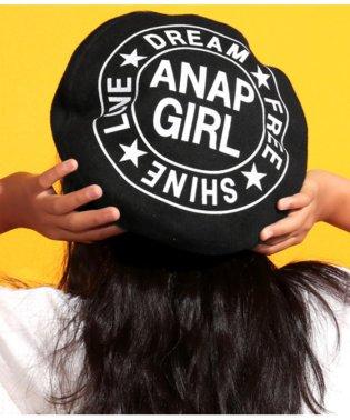 サークルロゴベレー帽