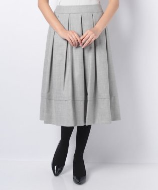 ウールサキソニースカート(2)