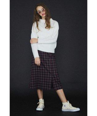 《BLANCHIC》ハイウエストラップスカート