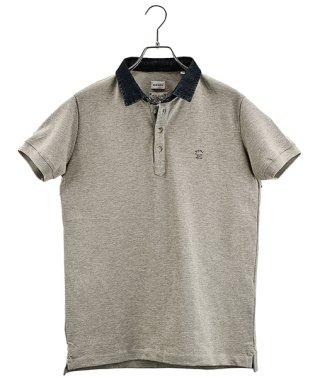 DIESEL T-BASILEUS ポロシャツ 00SFVG メンズ