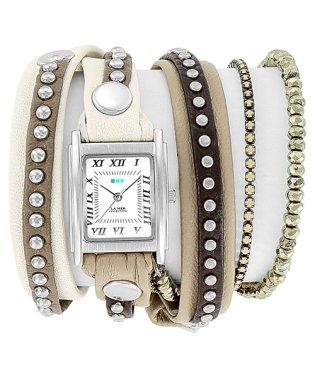 LA MER COLLECTIONS BALI STUD WATCHES 腕時計 LMMULTI3010-CS レディース