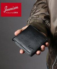 【別注】【JEANISM EDWIN】中ベラ付 2つ折り 財布 サイフ