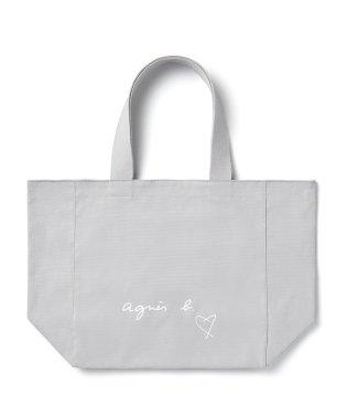 【WEB限定】GO03B-01  ハートロゴトートバッグ