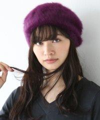 フェザータッチベレー(ベレー帽)