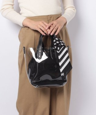 【Lee×SMIRNASLI】  PVC 2way Tote