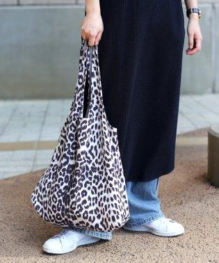 ◆プチプラ◆レオパード ショッパートートバッグ