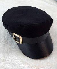 キャスケット レディース 小顔効果 キャップ 無地 ハンチング帽 つば付き 秋冬 帽子