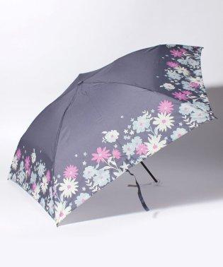 ヘムフラワー折りたたみ傘 雨傘