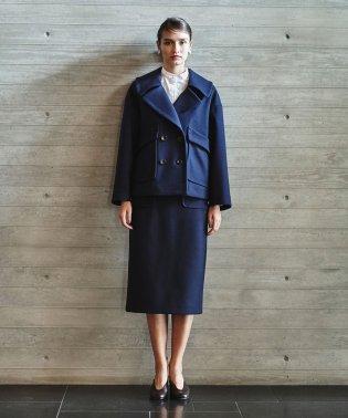 【GISELe 1月号掲載】ボンディングタイトスカート