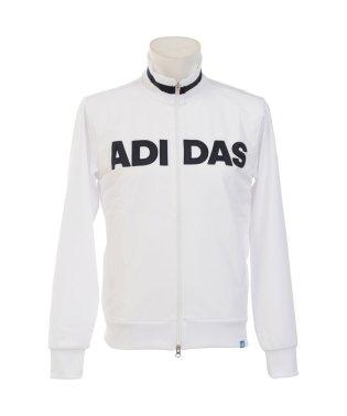 アディダス/メンズ/JP ADICROSS フロントロゴ L/S フルジップスウエット