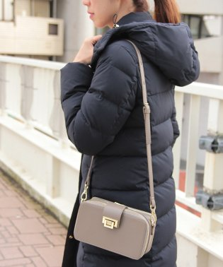 【Oggi 1月号掲載】お財布ショルダーバッグ