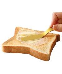 じわっととろける バターナイフ 熱伝導 キッチン アルミ製