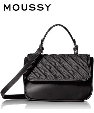 【MOUSSY】【MOUSSY】QUILTING HAND BAG