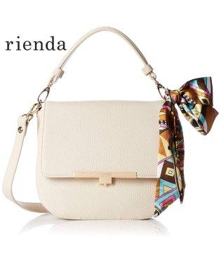 【rienda】【rienda】BASIC SHRINK ROUND SHOLDER