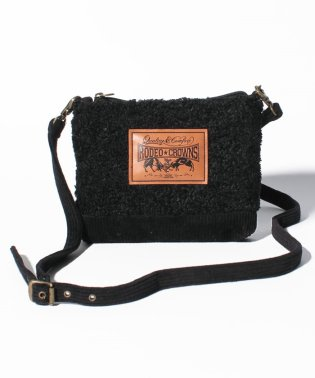 【RODEO CROWNS】【RODEOCROWNS】BOA POCHETTE