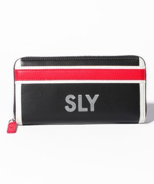 【SLY】【SLY】SPORTS MIX ROUND WALLET