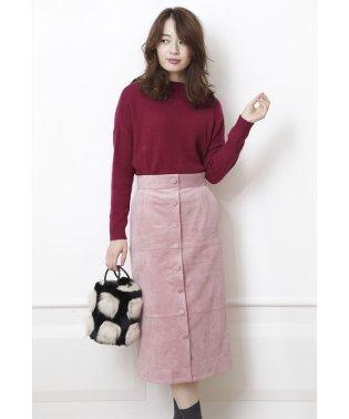 【STORY 12月号掲載】切替Aラインスカート