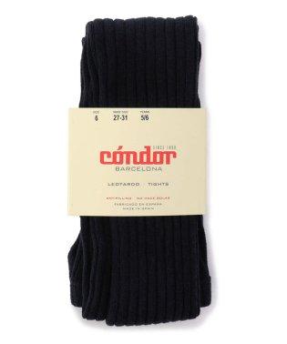 condor:ワイドリブ ベーシック タイツ(100~130cm)