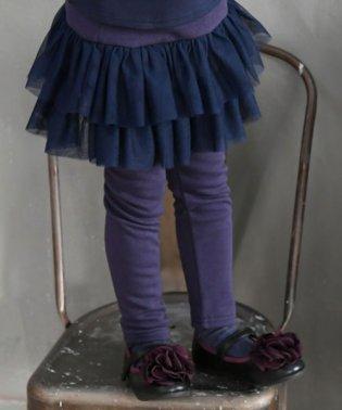 4種類から選べる★レギンス付きスカート【裏起毛】