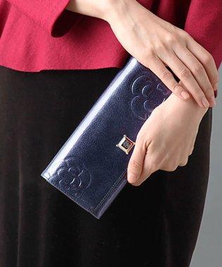 マリーゴールド フラップ長財布