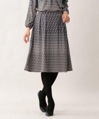 【ウォッシャブル】【吸水速乾】【UV対策】カラーキュービックジャージースカート