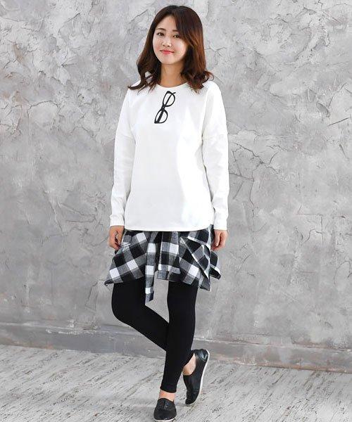 f9008d3b55885 セール  レディース レギンス付きスカート|コドモフクビー(子供服Bee ...