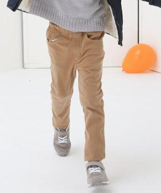 【coen キッズ / ジュニア】ストレッチ裏起毛スキニーパンツ(100~150cm) 保育園/通学