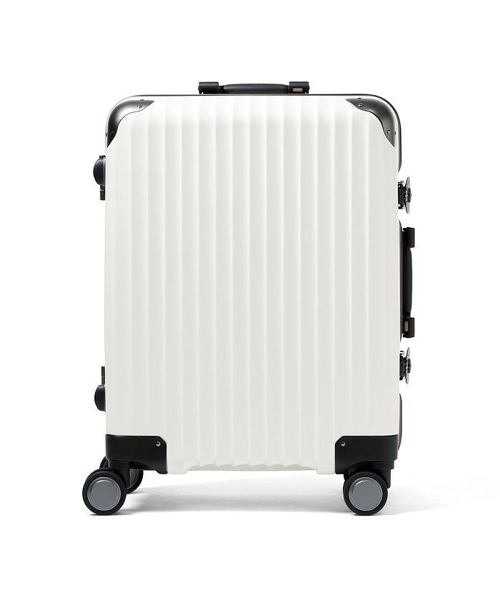 (CARGO/カーゴ)カーゴ スーツケース CARGO キャリーケース フレーム 52L ハードケース TW−64/メンズ アイボリー