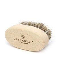 グレンロイヤル GLENROYAL メンテナンスブラシ BRUSH S ブラシ 馬毛 お手入れ用ブラシ