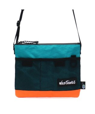 ワイルドシングス サコッシュ WILD THINGS X-PAC ショルダーバッグ バッグ ナイロン 自転車 斜め掛け メンズ レディース 380-0072