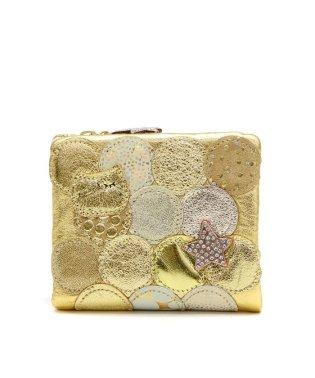 ツモリチサト 財布 tsumori chisato carry 二つ折り 二つ折り財布 小銭入れ付き ブランド レザー 57095