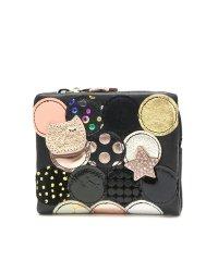 ツモリチサト 財布 tsumori chisato carry 二つ折り 小銭入れ付き レザー 財布 57095