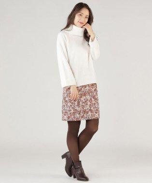 フローレジャガードミニタイトスカート