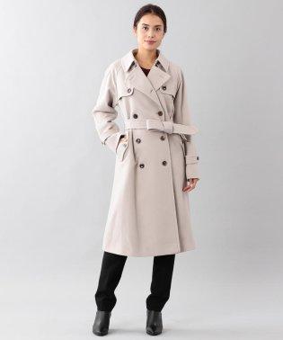 ◆◆<Rain Wool>ウールカシミヤダブルトレンチコート